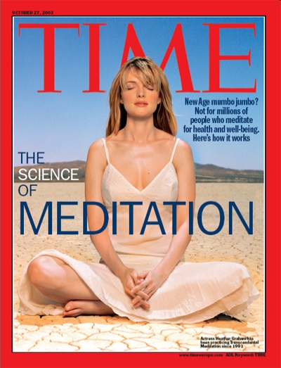 time magazine the science of meditation